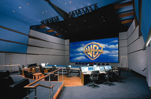 KVM оборудование Adder в студии Warner Bros. De Lane Lea